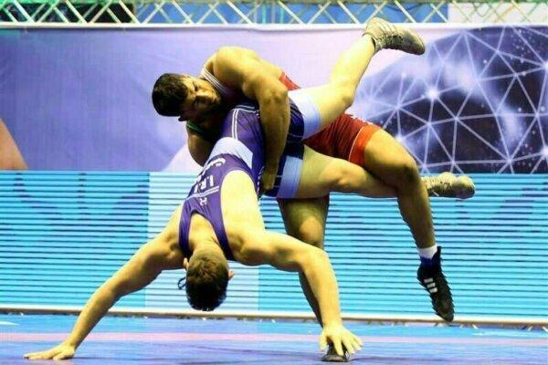 ناصر علیزاده به مدال برنز رسید