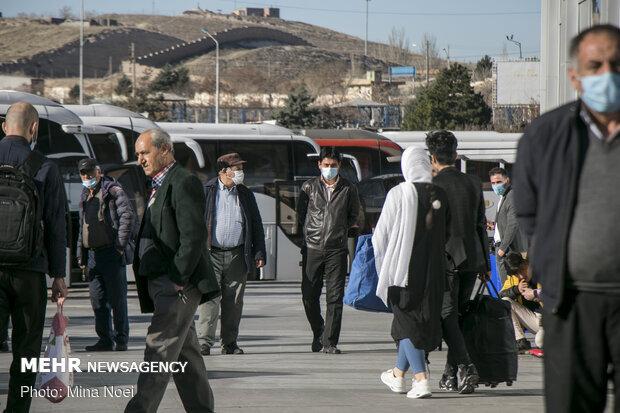 افزایش ۸۳ درصدی مسافران از آغاز اجرای طرح نوروزی