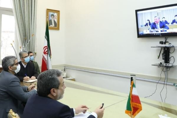 سازوکارهای اجرای کامل برجام در نشست ایران و ۱+۴ بررسی شد