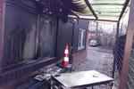 ہالینڈ میں زیر تعمیر ایک مسجد کو آگ لگا دی گئی