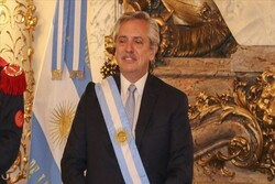 Argentine president tests positive for COVID-19
