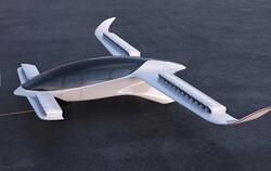 مینی بوس هوایی برقی طراحی شد