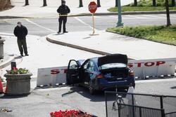حمله با خودرو به ساختمان کنگره آمریکا