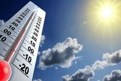 شدت گرمای هوا در روزهای پنجشنبه و جمعه کاهش می یابد