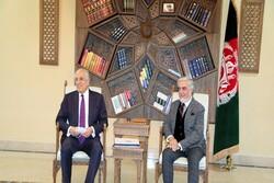 نماینده آمریکا در امور افغانستان با «عبدالله عبدالله» دیدار کرد