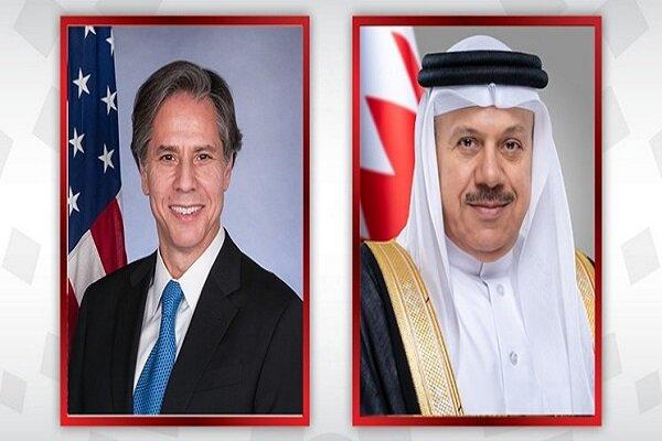 Blinken, Bahraini FM hold talk on regional developments, Iran