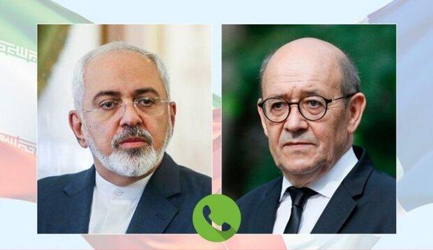 فرانس کو مشترکہ ایٹمی معاہدے کے مطابق عمل کرنا چاہیے