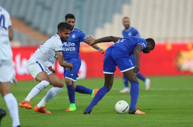 Esteghlal 0-0 Paykan: IPL 19th matchday