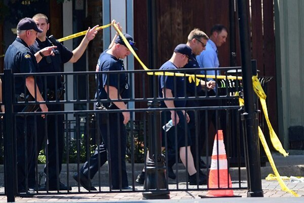 Deadly shooting in US Maryland leaves three people dead