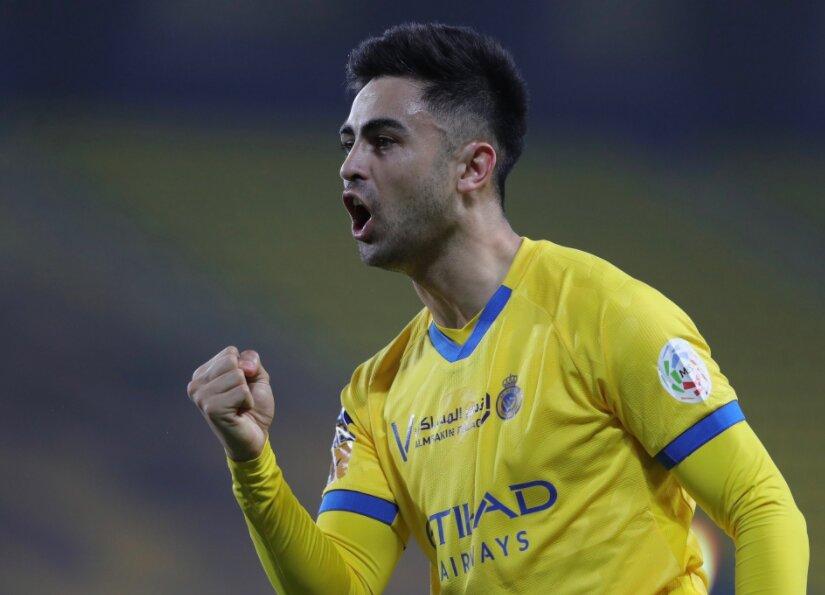 بازیکن آرژانتینی النصر دیدار با تراکتور را از دست داد