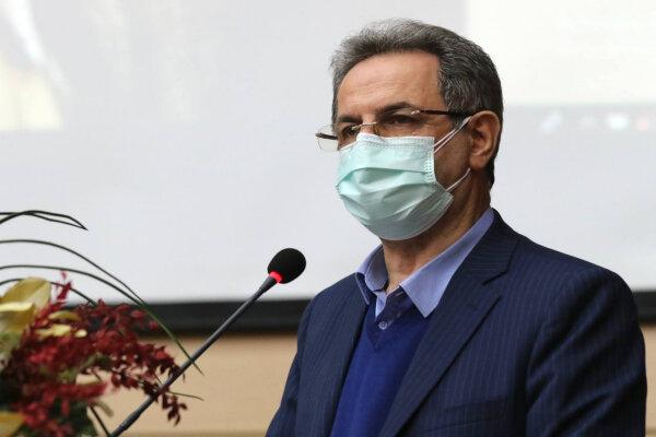 آمادگی تزریق روزانه ۷۰۰ الی ۸۰۰ هزار دُز واکسن در تهران وجود دارد