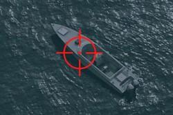 A Yemeni forces' boat destroyed, Saudi-led coalition claims