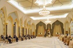 نشست فراگیر هیات عراقی به ریاست مصطفی الکاظمی در امارات