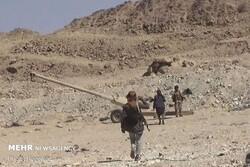 القوات المشتركة اليمنية توقف هجوما لقوى العدوان جنوب اليمن