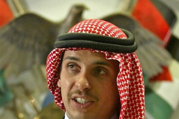 الأمير حمزة بن الحسين ينشر فيديو يعلق فيه على بيان الجيش الأردني