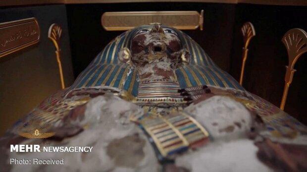Mısır'da fravunların altın geçidi