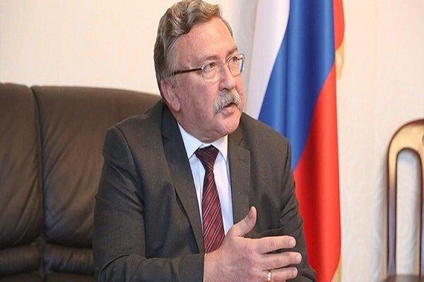 A unique situation created around JCPOA: Ulyanov