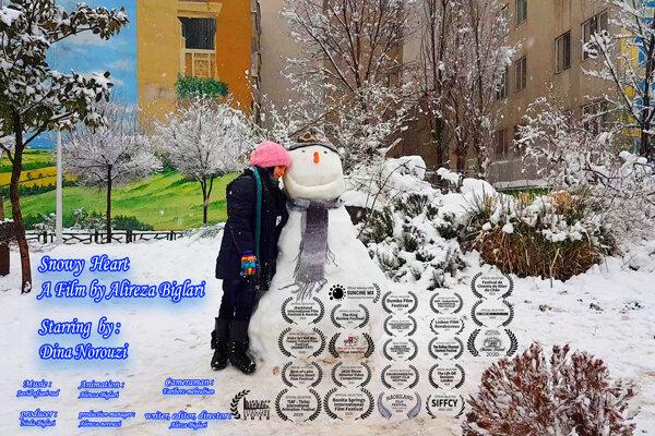 'Snowy Heart' to go on screen at Brazilian film festival