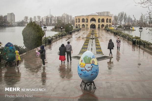 اِلمانبازی در شهر تبریز/ نمادهایی که نمایشگر هویت شهری هستند