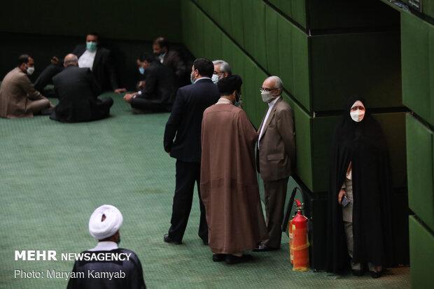 اولین جلسه علنی مجلس شورای اسلامی در سال 1400