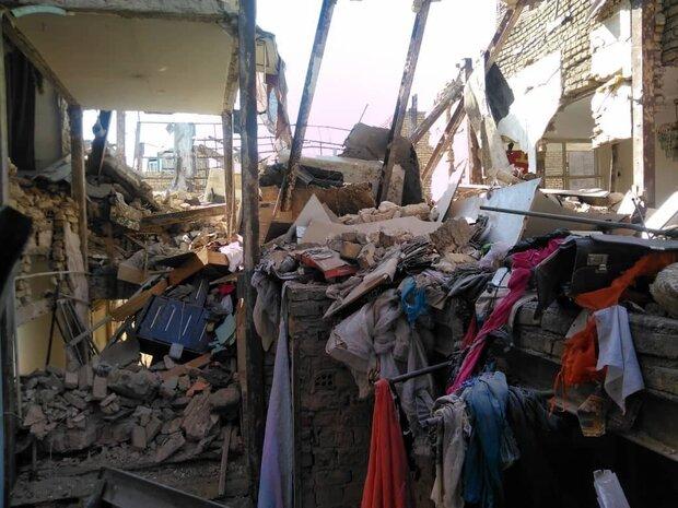 انفجار در شهرک ولیعصر تهران/ مصدومیت ۴ نفر