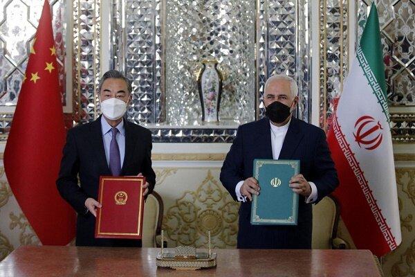 چالش های آمریکا و غرب پس از امضای سند تهران و پکن