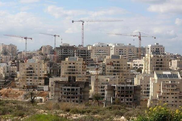Zionists' settlement in occupied territories, a crime