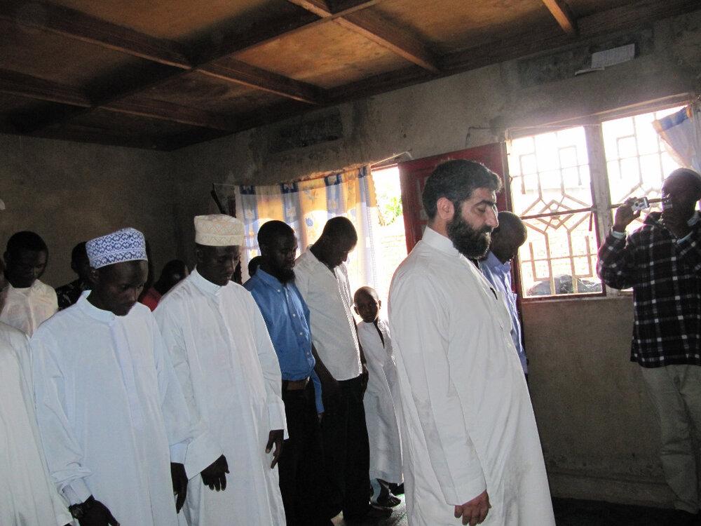 گفتوگو با مبلغ و موسس ۱۹ مرکز حوزوی و قرآنی در آفریقا