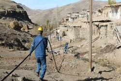 شبکههای برق سه روستای مارگون کابلی شد/ کاهش نرخ تلفات انرژی