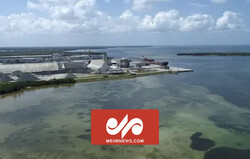 VIDEO:Toxic Florida wastewater reservoir on verge of collapse