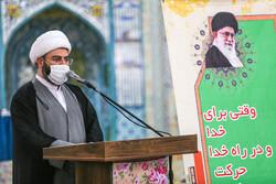 سازمان تبلیغات اسلامی کے سربراہ کا شمالی خراسان کا دورہ