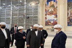 Uzbekistan Islamic center a step in combating extremism