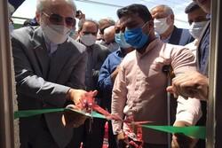 ۵ پروژه عمرانی در سیستان و بلوچستان افتتاح شد