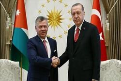 Erdoğan, Ürdün Kralı ile telefonda görüştü