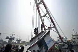 دهها کشته و زخمی بر اثر غرق شدن یک کشتی مسافری در بنگلادش