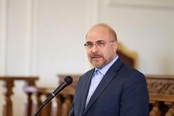 قاليباف: قانون المبادرة الاستراتيجية للبرلمان وفر الارضية لرفع العقوبات عن ايران
