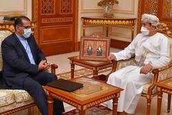 مباحثات ايرانية عمانية لتطوير التعاون الثنائي بين البلدين