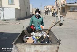 مردان بیادعای شهر در معرض خسارتهای جانی/ جان باختن۱۳ پاکبان در خیابان های تبریز