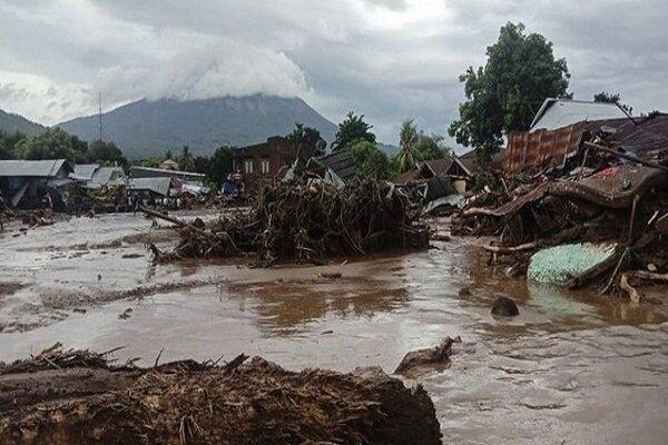 Indonesia landslides, floods kill 55 people, dozens missing