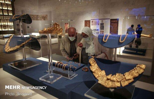 انتقال اشیای فرهنگی از موسسه ایران شناسی بریتانیا به موزه ملی