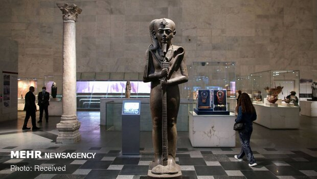 بازگشایی موزه ملی تمدن مصر