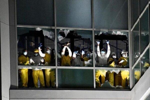 شورش در زندان «سنت لوئیس» آمریکا 1