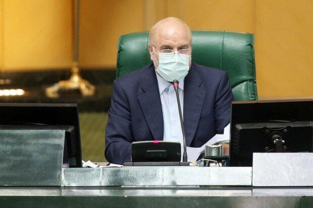 البرلمان الإيراني يستنكر صمت قادة الدول العربية ازاء جرائم ابادة النسل الفلسطيني
