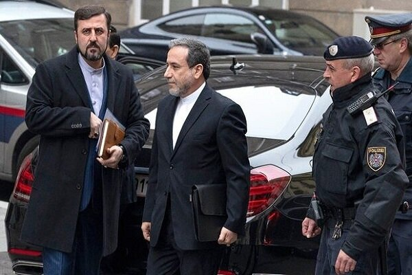 Araghchi arrives in Vienna to take part in JCPOA JC meeting