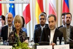 مباحثات نووية في فيينا اليوم/ايران تؤكد انها لن تقبل سوى برفع جميع اجراءات الحظر