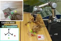 تولید رباتهایی که پشت دیوارها و زیر خاک را میبینند
