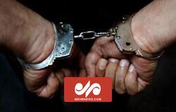 لحظه دستگیری اراذل و اوباش شمال کشور