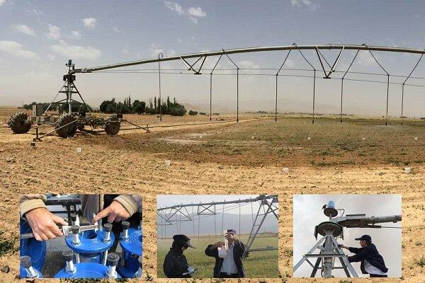 صدور خدمات فنی و مهندسی و ماشین های آبیاری به کشورهای منطقه