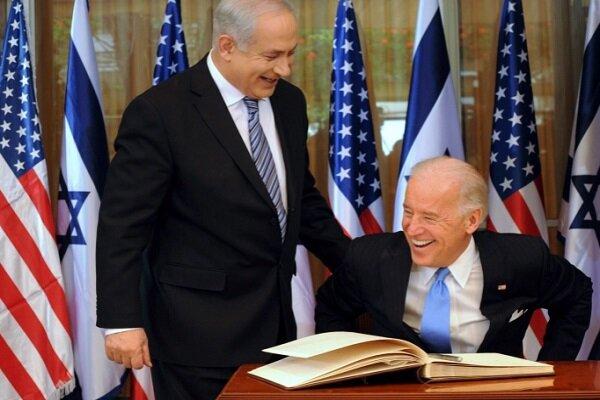 «بایدن» به ابراز نگرانی از حملات صهیونیستها به غزه بسنده کرد