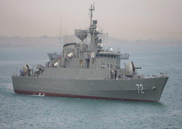 إجراء مناورات بحرية مشتركة بين البحرية الإيرانية والباكستانية